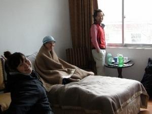 Hotelzimmer Tibet