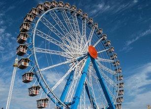 Riesenrad, Deutsch Online Lernen