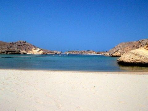 Oman Dive Center, Zwischen Bikini und Abaya