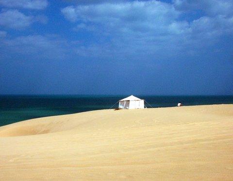 Am Arabischen Meer